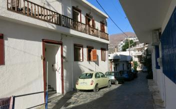 picture of ho22 Agia Galini, South Crete - 400sqm  property in the centre of the village  with sea view.
