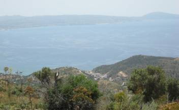 picture of pag178  Plot with breathtaking sea and country views near Agia Galini