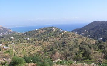 picture of pag277 Wonderful plot with fantastic sea views near Agia Galini