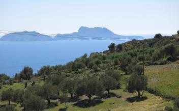 picture of pagi290 Plot with sea view in quiet location near Agia Galini