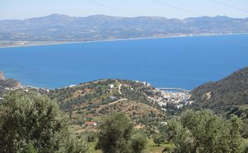picture of pagi291 Beautiful plot with sea view near Agios Giorgos