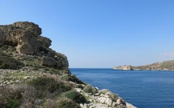 picture of pap265 Agios Pavlos - Beautiful seafront plot with direct access to sea