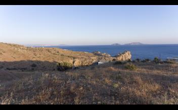picture of pap286 Plot with amazing sea views, near Agios Pavlos