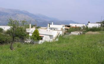 picture of pm165 An almost level village plot with mountain views in Melambes