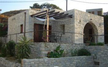picture of skam216 Two bedroom stone house with traditional features in Kamilari