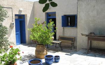picture of snp85 Restored two bedroom stone house with garden in Pombia village