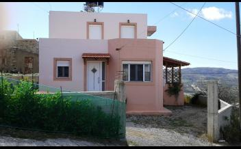 picture of vkou261 Three bedroom villa with garden and country views in Koumasa, near Mires