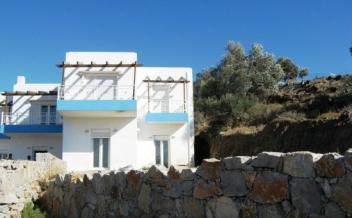 picture of vnap101 Two bedroom villa with garden and sea view ideal holiday home