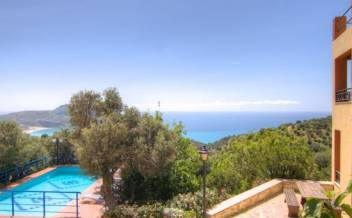picture of vnsel217 Near Plakias, Crete - Reduced price  5 bedroom  villa with pool in Selia