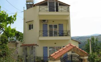 picture of vsp112 Three bedroom villa with garden in village of Spili